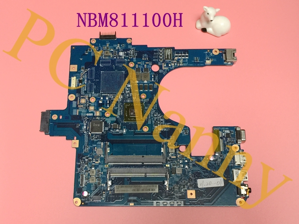 For Acer Aspire E1-522 * AMD Integrated 1.4GHz Laptop Motherboard NBM811100H acer aspire 4745g б у