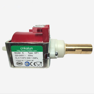 Image 2 - Drinking fountain electromagnetic pump voltage 220 240V 50Hz power 35W 53W