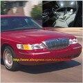 Free Shipping 12pcs/lot White 12 volt Interior Car LED Lights For Mercury Grand Marquis 1998-2002