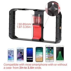 Image 3 - Ulanzi Stabilizer Phone Smartphone Video Case Phone Rig Handheld Smartphone Stabilizer Live Stream Youtube Mobile stabilizer