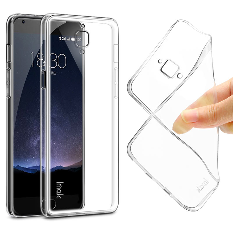uk availability 03ace 6c079 IMAK Ultra Thin Transparent Soft TPU Gel Back Case For Oneplus 3 3t/Oneplus  Three Clear Case One plus 3 3t Slim Silicone Cover-in Fitted Cases from ...