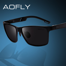 AOFLY New Arrival Men Polarized Sunglasses Male Outdoor Sport Sunglasses Goggles Men's Polarizing Glasses High Quality Gafas