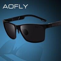 AOFLY New Arrival Men Polarized Sunglasses Male Outdoor Sport Sunglasses Goggles Men S Polarizing Glasses High