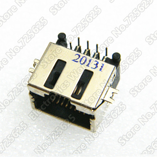 все цены на RJ45 Module Network PCB Jack for ASUS UL20FT laptop LAN Network Jack Connector онлайн