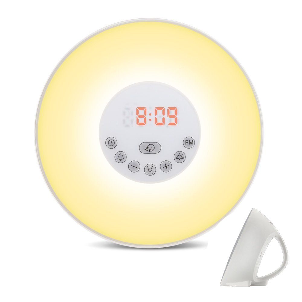 0c9be34100e Sunrise Alarm Clock