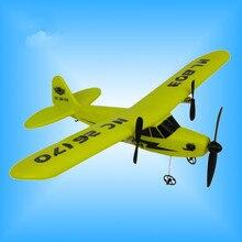 Frete Grátis Hot Vender FX803 3CH avião de controle remoto de alta qualidade RC drone VS F939 avião 150 m Distância De Controle