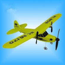 Frete Grátis Hot Vender FX803 3CH RC avião avião de controle remoto de alta qualidade 150 m Distância De Controle zangão VS F939