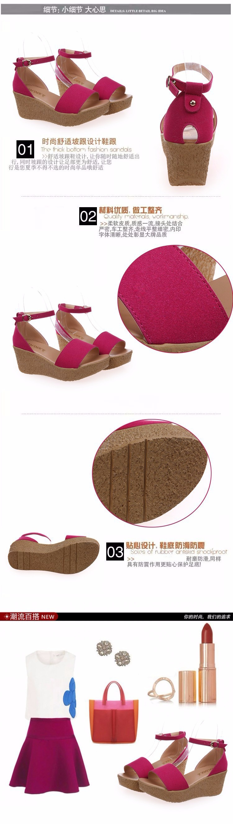 df06e2d0f 2015 shoes Summer Sexy Beautiful Trifle Women Sandals Bohemian ...