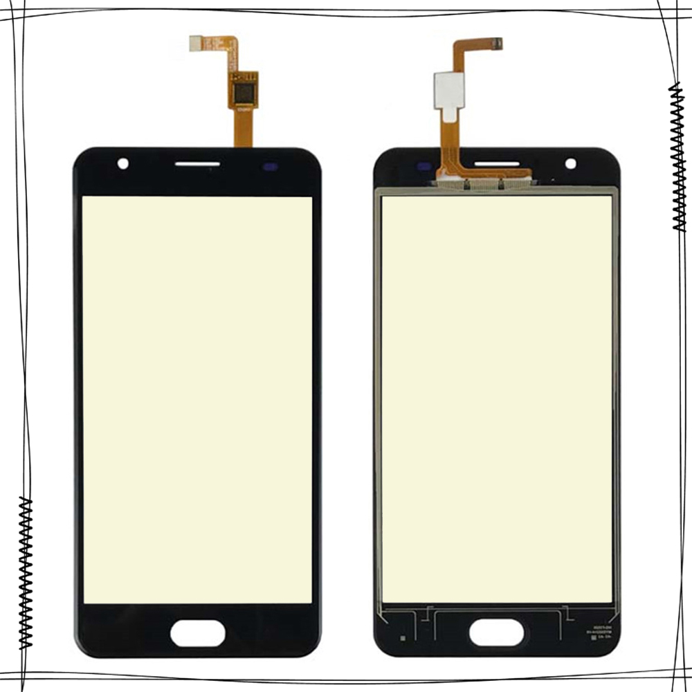 Black/White Touchscreen For <font><b>Oukitel</b></font> <font><b>K8000</b></font> Touch <font><b>Screen</b></font> Digitizer Touch Panel Glass Sensor For <font><b>K8000</b></font> Phone Repair Parts image