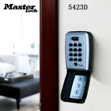 Master Lock Key Safe Box Password Locker Wall Mount Combination Code Keys Keeper Storage Box For Home Company Factory Use 5423D