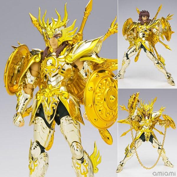 Bandai Tamashii Nations Saint Cloth Myth EX Saint Seiya: Soul of Gold Action Figure Libra Dohko GOD CLOTH 2