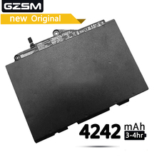 GZSM laptop battery ST03XL For HP EliteBook 820 G3 725 G3 battery for laptop HSTNN-UB7D 854109-850 SN03XL laptop battery цена и фото