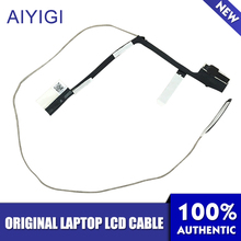 Aiyigi оригинальный кабель ЖКД для hp ENVY6 ENVY6-1000 100% Фирменная Новинка Экран линия DC02C004800 Тетрадь/Аксессуары для ноутбуков