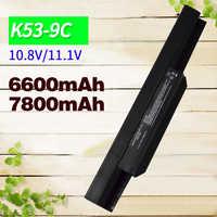 11.1v Battery For Asus A32-K53 A41-K53 K53s K53SV A43 X54H X53U K43 X53S k53ta K53U A53S X84S A53 A53E X44 X43 K53J X84 A43