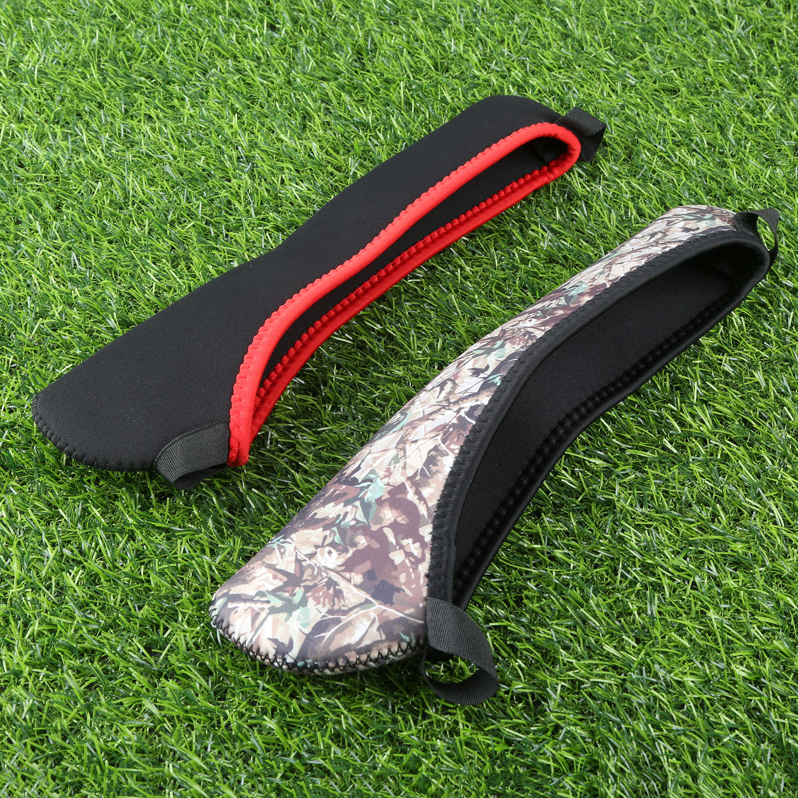 12 inches Neoprene Rifle Scope Cover Telescope Protector Reversible Case Outdoor