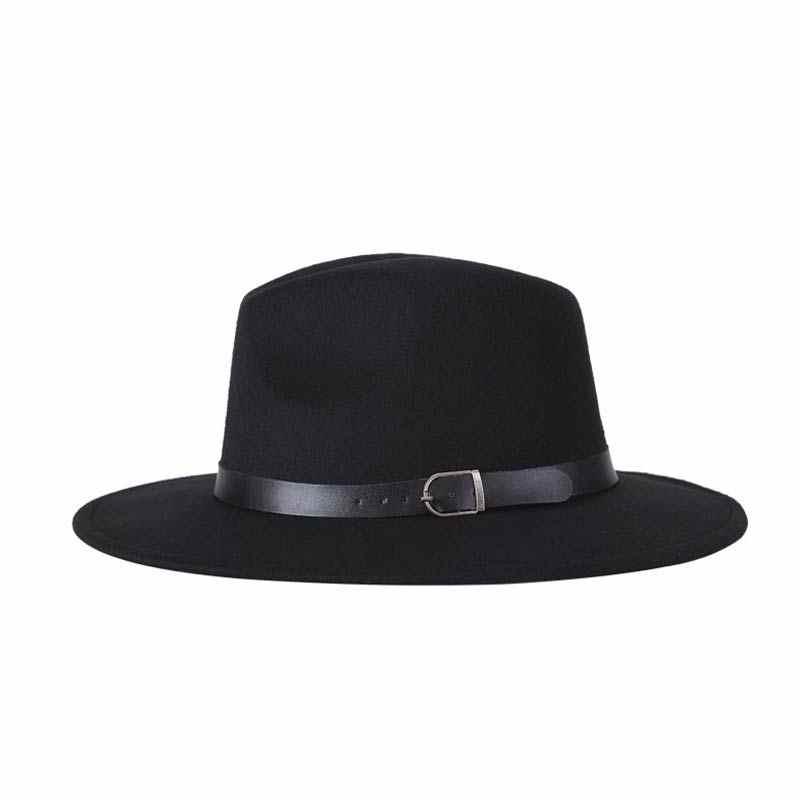 新しい秋と冬の大サイズ 60 センチメートル帽子ウールソフトキャップ男性のファッションカウボーイユニセックス暖かいベルト調節可能な卸売無地