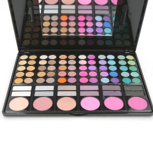 Pro 78 Matte cor Da Paleta Da Sombra de Olho Maquiagem Sombra Eyeshadow suíte 1/packet