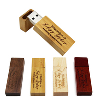 Maple Wood pendrive usb Flash Drive gift pendrive USB Flash Drives