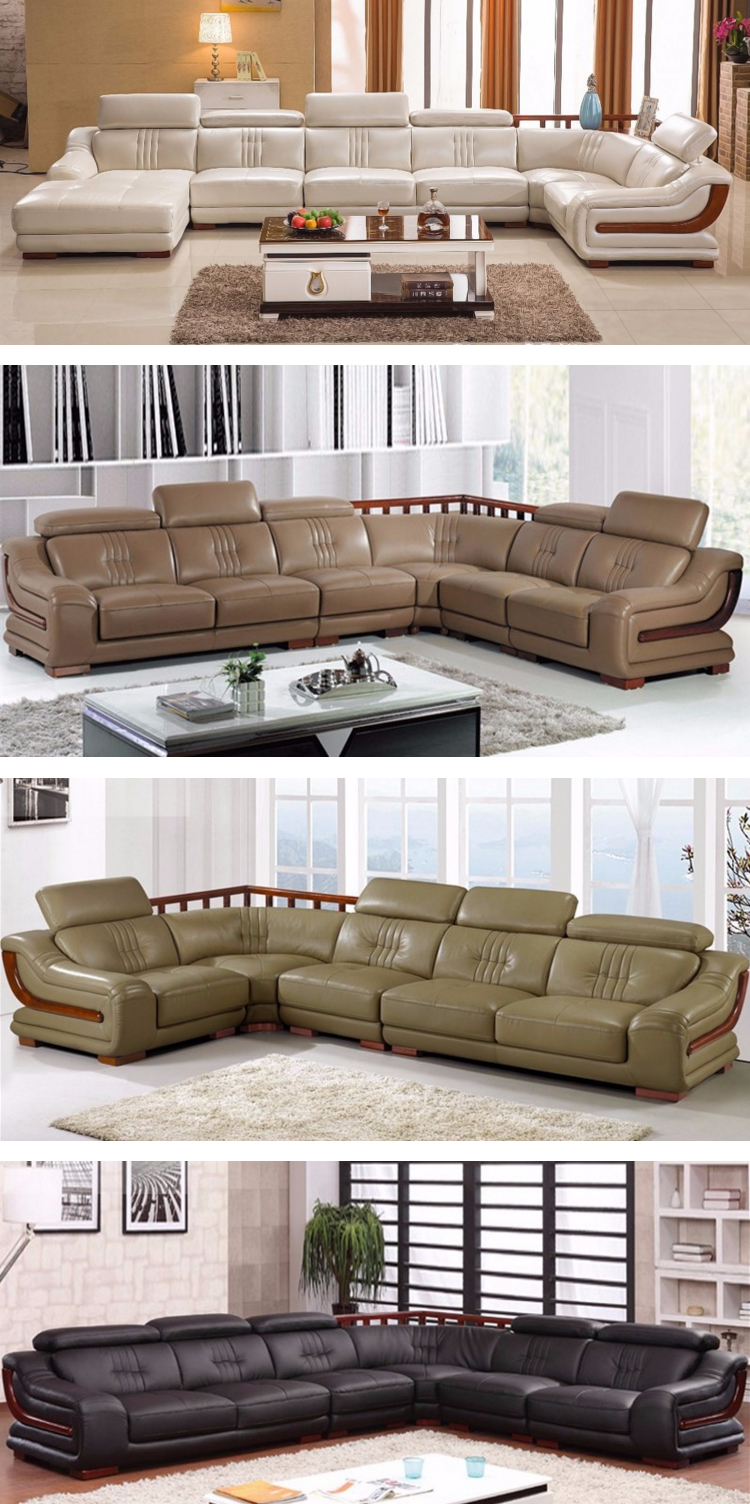 Luxury Living Room Furniture Sofa Set