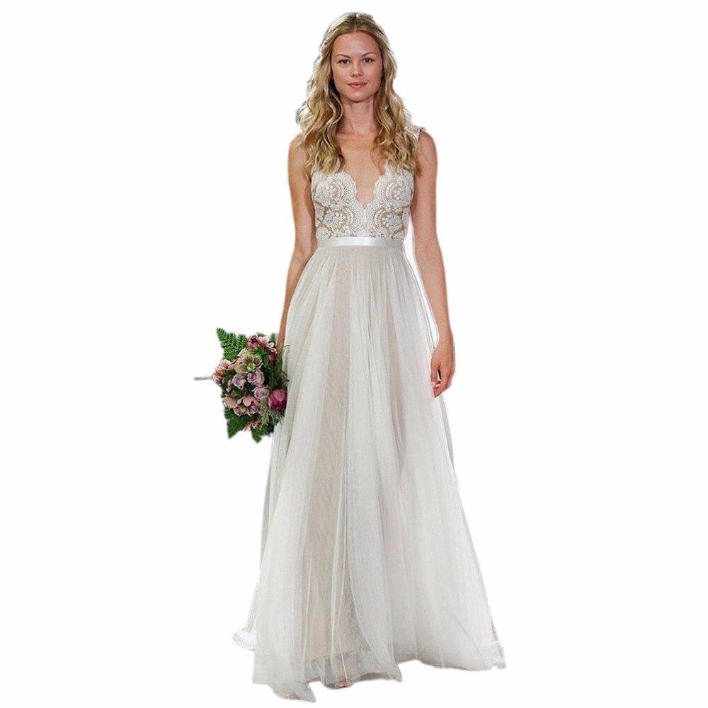 Summer Casual Wedding Dresses Promotion-Shop for Promotional ...