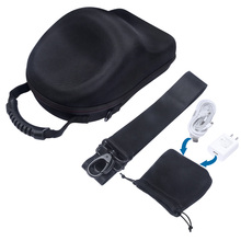 New Top Hard Storage Travel Carrying Case Box Cover Bag Case for Sony Playstation VR PSVR Virtual Reality Headset-Black