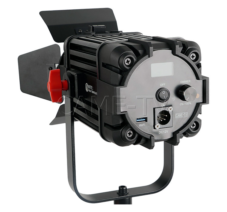 Image 3 - 1 Pc CAME TV Boltzen 60w Fresnel Fanless Focusable LED Daylight B 60-in Photo Studio Accessories from Consumer Electronics