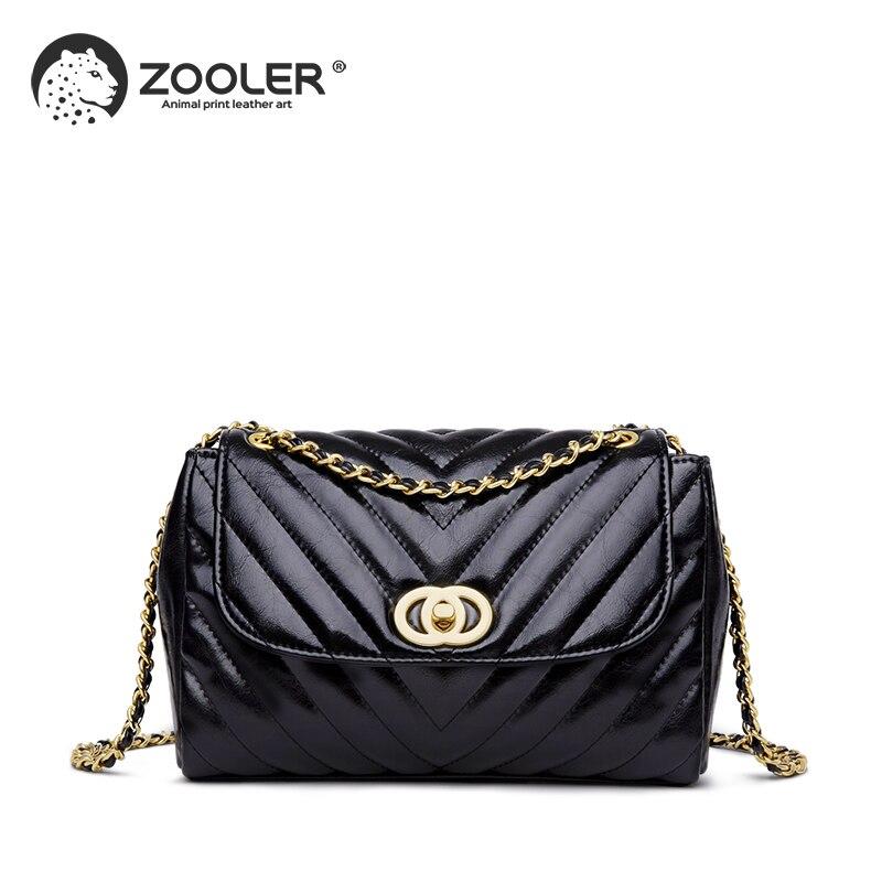 f0239c665ba6 US $49.91 52% OFF|ZOOLER leather messenger Bag cross body bag purse  designer woman tote shoulder bag part/strap belt handbags CK201-in Shoulder  Bags ...