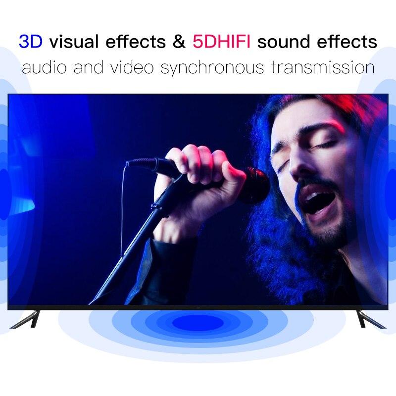 Shuliancable Высокоскоростной HDMI кабель 2,0 4K 1080P 3D для HD TV Xbox PS3 компьютерный кабель 0,3 м 1 м 1,5 м 2 м 3 м 5 м 7,5 м 10 м