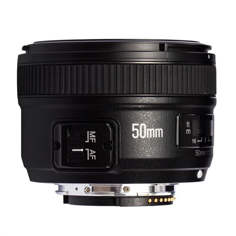 Yongnuo 50mm F1.8 Nikon (1)