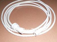3 м 3 3-Gel водонепроницаемый дл, один конец с мужчиной, а другой конец с женщиной, белый цвет