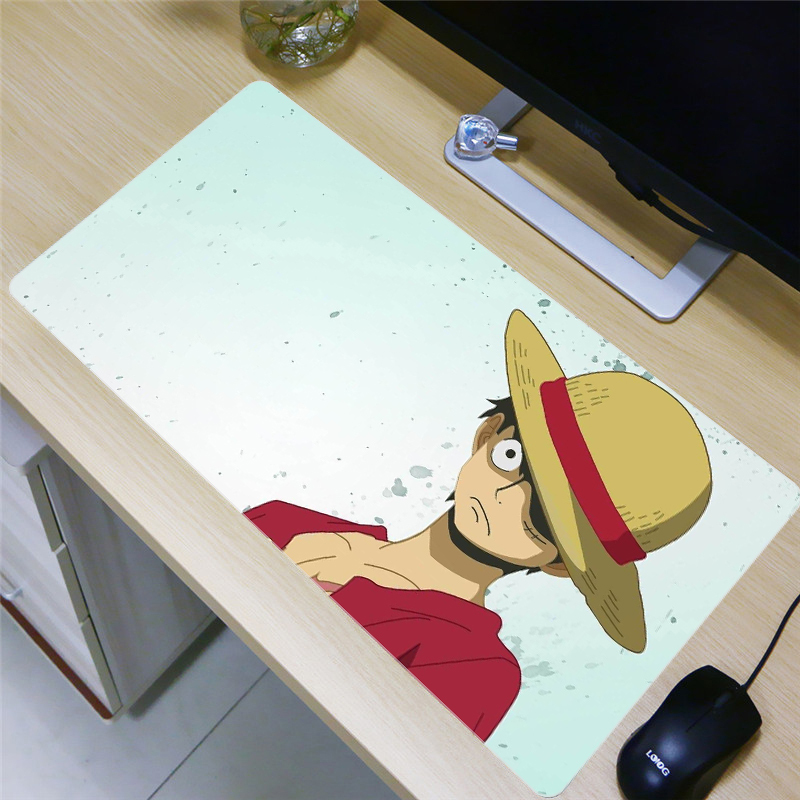 Mouse Pads Computer Peripherals Fffas 70x30cm Large Japan Anime Fashion Mouse Pad Berserk Cartoon Mousepad Table China Soft Mat Decor For Tablet Pc Internet Bar