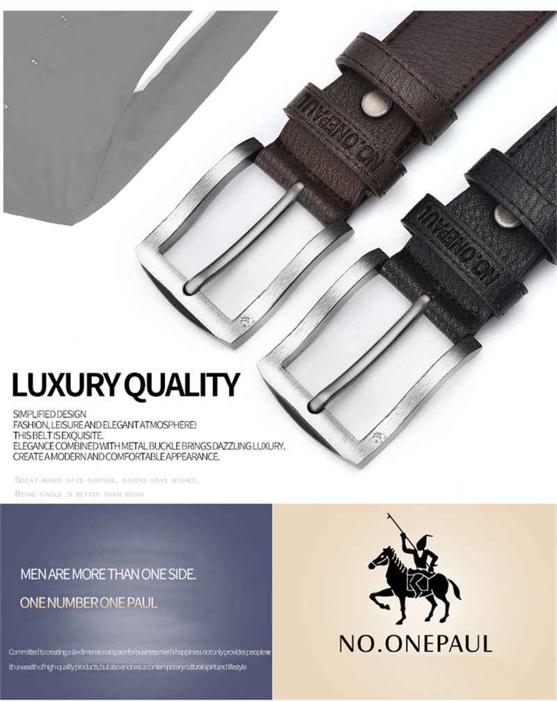 HTB1V7sGaozrK1RjSspmq6AOdFXai - NO.ONEPAUL buckle men belt High Quality cow genuine leather luxury strap male belts for men new fashion classice vintage pin