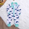 Kids Newborn Infant Toddler Baby Boys Bodysuit  Jumpsuit Outfits Clothes