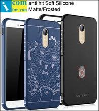 Падение сопротивления анти хит шок силиконовый чехол для Xiaomi Redmi Note 4X Pro ARMOR матовый Дракон Крышка Note4X