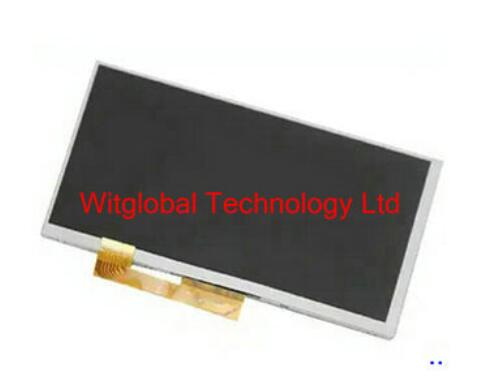 New LCD Display Matrix For 7 Prestigio Multipad WIZE 3057 PMT3057 3g Tablet LCD screen Panel Glass Module Replacement Fre new prestigio multipad pmt3008