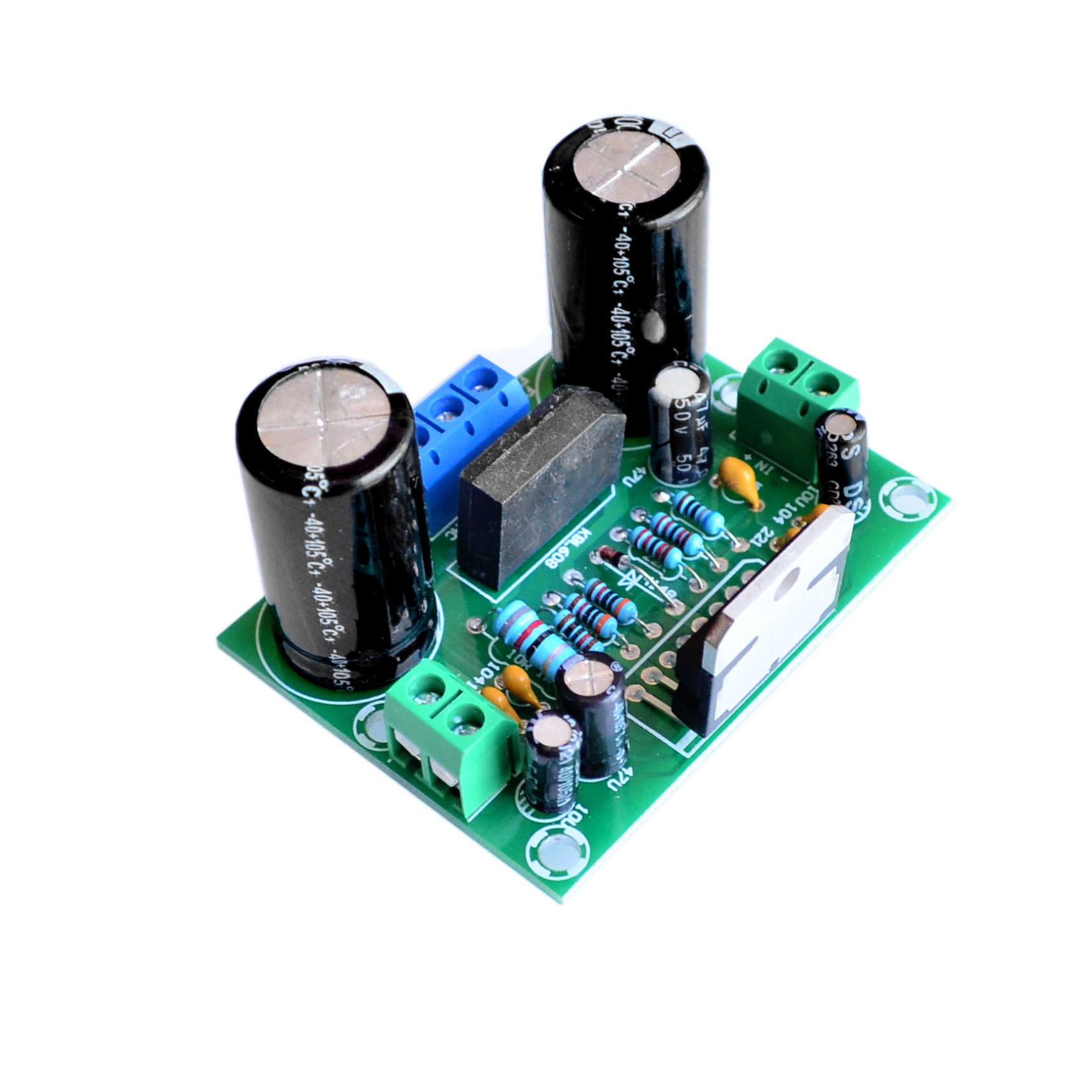 Detail Feedback Questions About Diy Kit Electronic Pcb Board Module Active Subwoofer Amplifier Circuit Tda7294 Vu Meter Dc To Smart Electronics Tda7293 Digital Audio Mono Single Channel Ac 12v 50v 100w