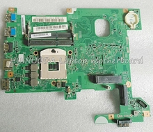 NOKOTION laptop motherboard for Lenovo g580 mainboard two ddr3 ram slots full test