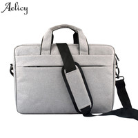 Aelicy Laptop Bag 13 3 14 15 I5 5 Inch Nylon Airbag Shoulder Handbag Computer Bags