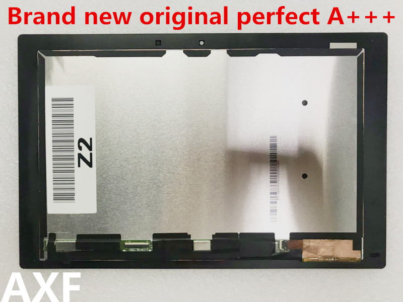 New Genuine Black LCD Screen Display For Xperia Tablet Z2 SGP511 SGP512 SGP521 SGP541 Touch Screen