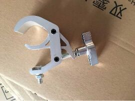 10pcs/lot Aluminum stage light light hook 30mm truss lighting clamp lihgt hook for moving head light