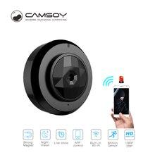 Camsoy C6 HD 720P мини-беспроводной ночного видения камеры WiFi видеокамера