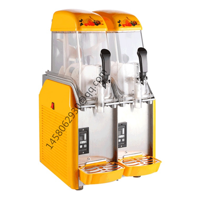 New automatic commercial slush machine with high quality Slush Freezer MachineNew automatic commercial slush machine with high quality Slush Freezer Machine