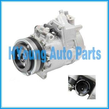Aria compressore auto di ca per BMW BMW X5 3.0 4.0 4.4 4.8 E53 03-06 CSV717 7S6B16C 4PK 110mm 64526917864 64529158039 6452691800