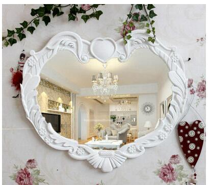 все цены на Rural hand-carved bathroom mirror