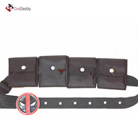 Cosplay Prop Deadpool Belt Bag Party Halloween Christmas CosDaddy
