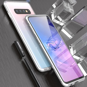Image 5 - for Samsung Galaxy S10 Plus Bumper Case Original Luphie Curved Metal for Samsung S10 Case S10e  Ultra Thin Aluminum Frame Cover