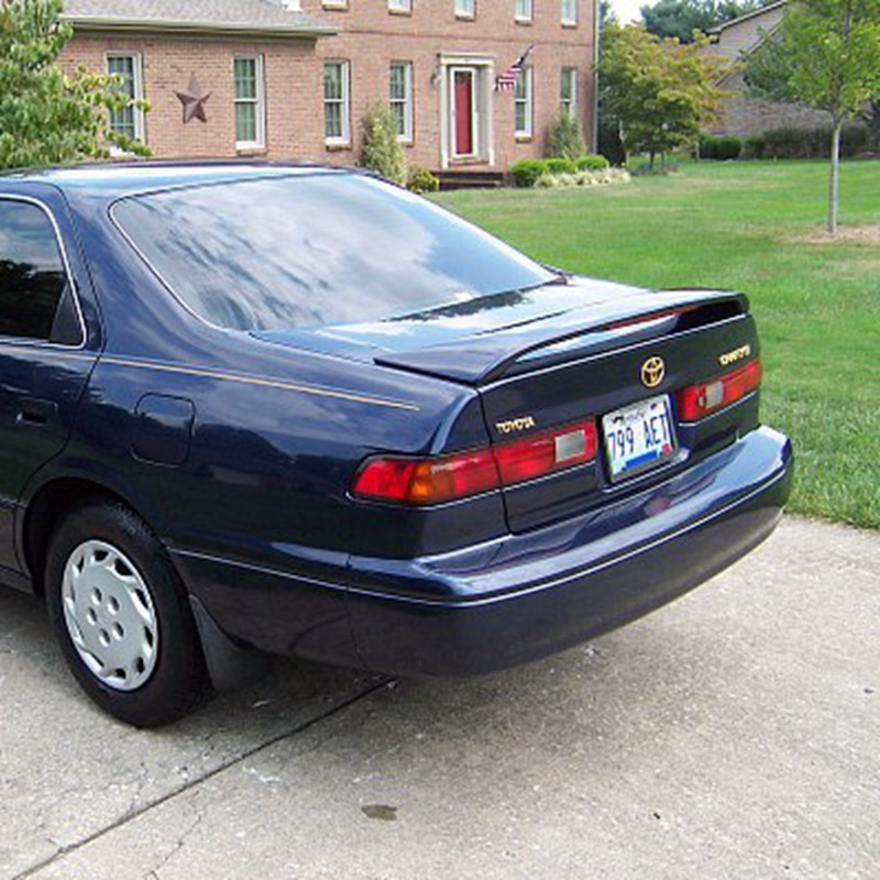 Toyota Camry Colors: Use For Toyota Camry Spoiler 1998 2002 Model Camry Spoiler