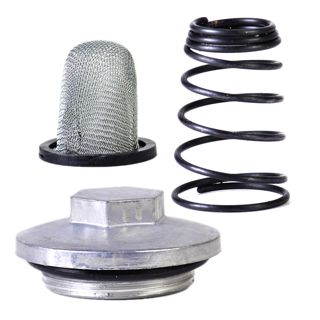 US $2 0 50% OFF|beler New Motorcycle Scooter Oil Filter Drain Plug Set Kit  fit for GY6 50cc 125cc 150cc Chinese Moped Taotao Baotian Benzhou-in Oil