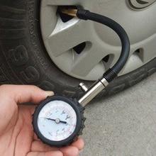 Meter Tire Pressure Gauge 0-100PSI Auto Car Motorbike Tyre Air Pressure Gauge Meter Vehicle Tester monitoring system Dial Meter