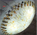 Muschel Led deckenleuchte Lüster de Sala Mittelmeer LED Lüster De Decke Licht Sala Mosaik Decke lichter Lüster LED|led lustre|lustre ledmosaic ceiling light -